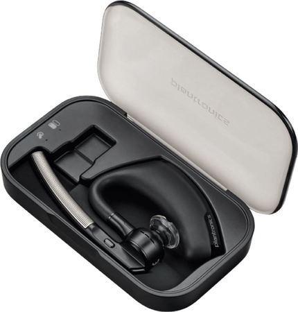 Headset Voyager Legend Bluetooth v3.0 s nabíjecím pouzdrem, černý Plantronics