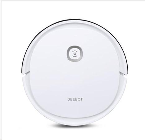 Ecovacs Deebot U2 White,robotický vysavač, vytírání