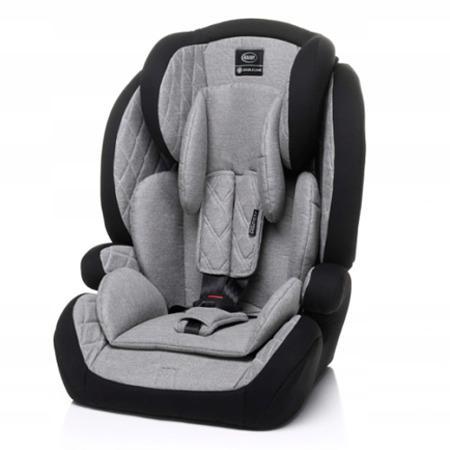 4 BABY Autosedačka ASPEN XIX 9-36 kg - světle šedá