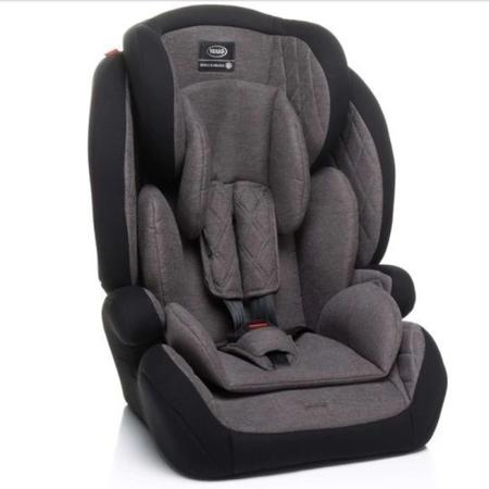 4 BABY Autosedačka ASPEN XIX 9-36 kg - šedá