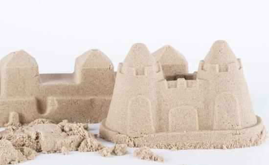NaturSand Kinetický písek - přírodní - 3kg