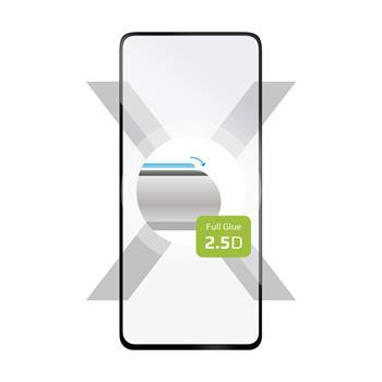 Sklo FIXED Xiaomi Poco X3, plné lepení