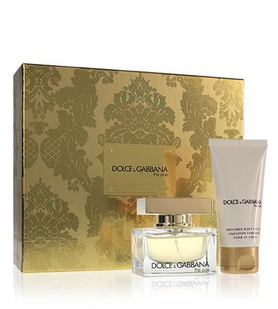 Dolce & Gabbana The One parfémovaná voda Pro ženy 30ml + tělové mléko 50ml