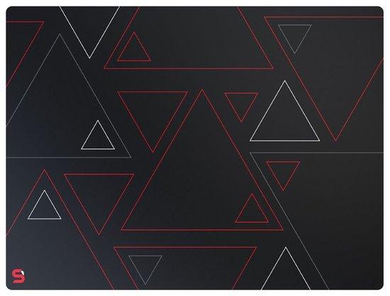 SPC Gear ochranná podložka na podlahu pod herní židli 120R 120x90 cm černočervená