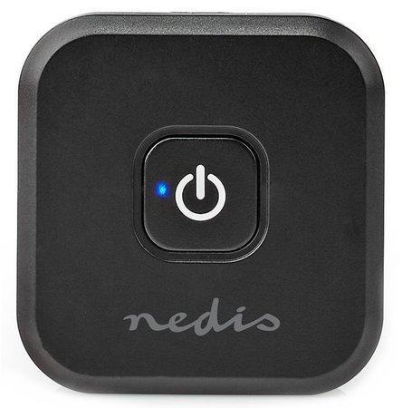 NEDIS bezdrátový audio vysílač/ Bluetooth 4.2/ Určený do letadel a pro konzoli Nintendo Switch/ micro USB/ černý