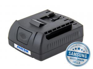 Náhradní baterie AVACOM BOSCH GSR 14,4 V-LI, Li-Ion 14,4V 2000mAh, články SAMSUNG