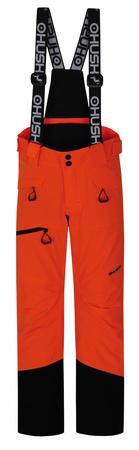 Husky Dětské lyžařské kalhoty Gilep Kids neonově oranžová 134