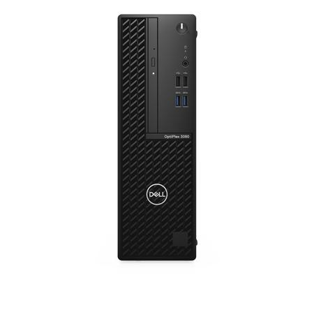 DELL OptiPlex 3080 SFF/ i3-10100/ 4GB/ 128GB SSD/ DVDRW/ W10Pro/ 3Y Basic on-site, RPVTT