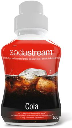 SODASTREAM Příchuť COLA 500ml SODA