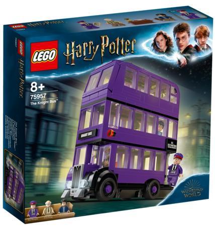 Lego Harry Potter TM Záchranný kouzelnický autobus
