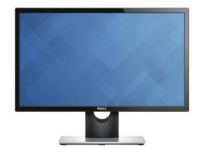 Dell Monitor SE2216H, 22 Monitor, 1920x1080, Antiglare, 250 cd/m2, VGA, HDMI, 3Y