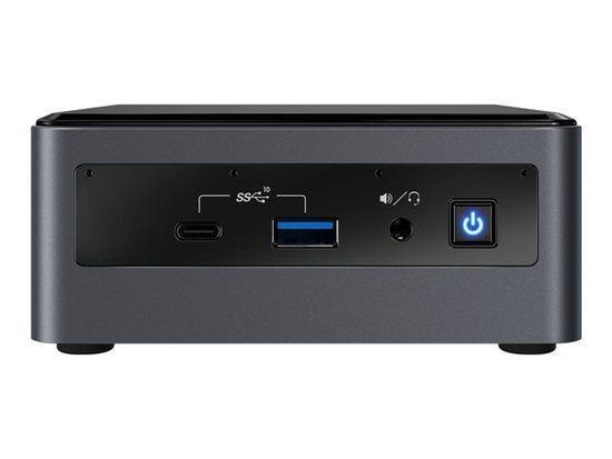"""Intel NUC Kit 10i3FNH i3/USB3/HDMI/WF/M.2/2,5"""", BXNUC10I3FNH2"""