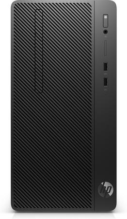HP 290G4 MT/i3-10100/1x4 GB/SSD 128 GB M.2 NVMe TLC/Intel HD/bez WiFi/bez MCR/DVDRW/180W gold/Win10P64