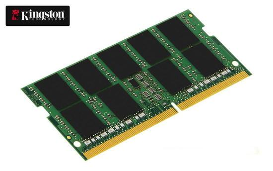 KINGSTON 8GB DDR4 3200MHz Single Rank SODIMM