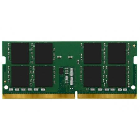 KINGSTON 8GB DDR4 3200MHz Single Rank SODIMM, KCP432SS6/8