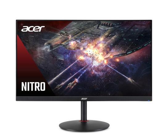 """Monitor Acer Nitro XV270Ubmiiprx 27"""",LED, IPS, 1ms, 1000:1, 350cd/m2, 2560 x 1440,DP,, UM.HX0EE.018"""