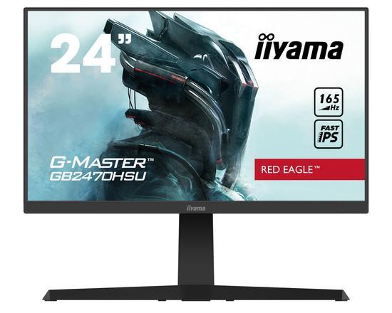 IIYAMA, 24 W LCD Full HD Business/Gaming 165, GB2470HSU-B1