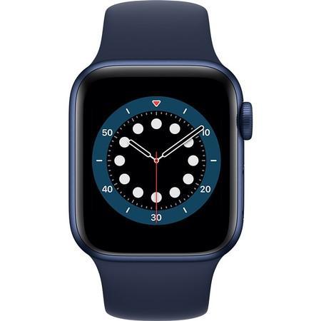 Watch S6, 40mm, Blue Deep Navy SportB