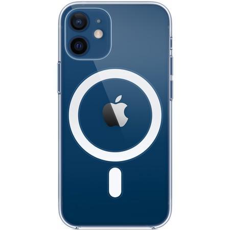 Apple průhledný kryt s MagSafe iPhone 12 mini čirý