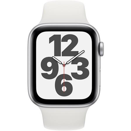 Watch SE, 40mm, Silver/White SportB