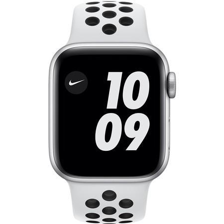 Watch Nike SE, 40mm, Silver/Plat./Bl Nike SportB