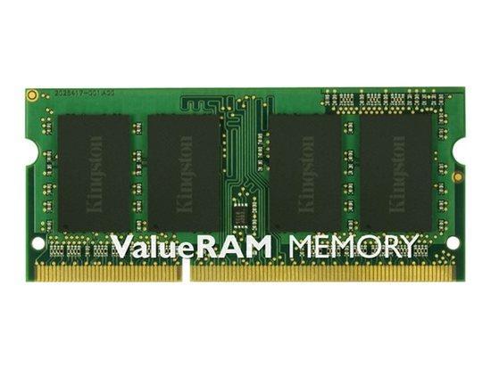 KINGSTON, BULK Valueram/4GB 1600MHz DDR3 CL11, KVR16S11S8/4BK