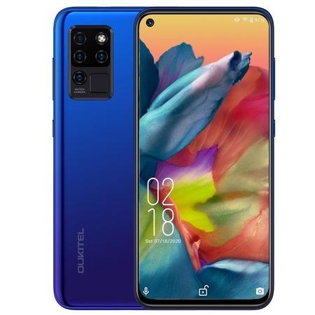 Oukitel C21 4GB/64GB modrý