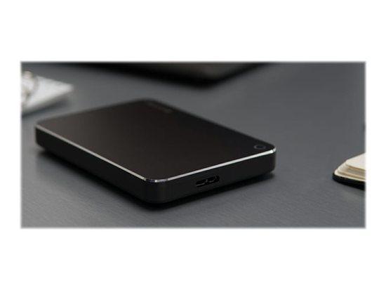 """TOSHIBA HDD CANVIO PREMIUM (new) 2TB, 2,5"""", USB 3.0, tmavě šedý"""
