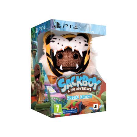 Hra Sony PlayStation 4 SackBoy - Special Edition