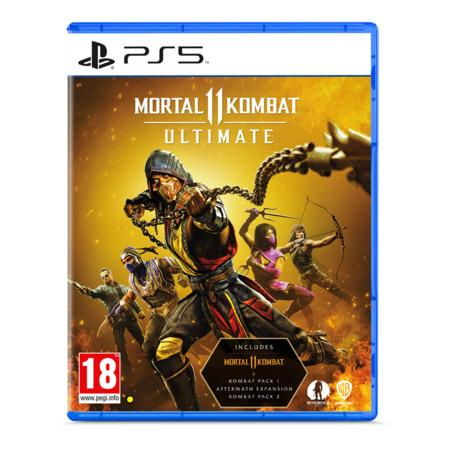 PS5 Mortal Kombat XI Ultimate