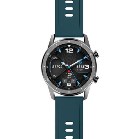 Chytré hodinky Aligator Watch Pro šedé