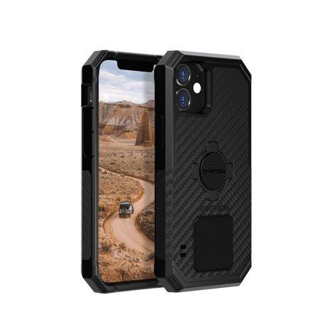 """Rokform Kryt na mobil Rugged pro iPhone 12 Pro 5.4"""", černý"""