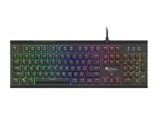 Herní hybridní klávesnice Genesis THOR 210, US layout, NKG-1645