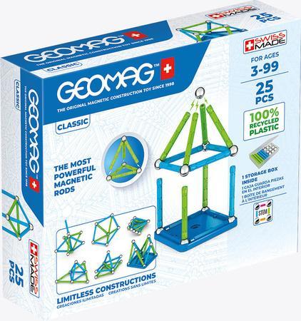 Stavebnice Geomag Classic 25 pcs