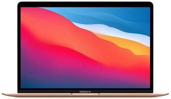 MacBook Air 13`` M1 8C CPU/7C GPU/8G/256/SK/GLD, MGND3SL/A