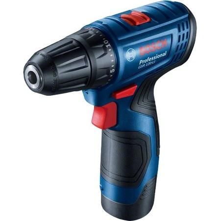 Aku vrtačka Bosch GSR120-LI+2x2.0+case