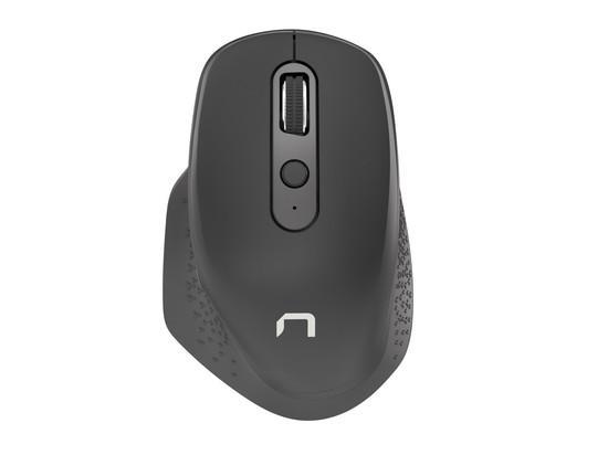 NATEC bezdrátová myš FALCON 800-3200DPI 2.4GHZ BT 5.0