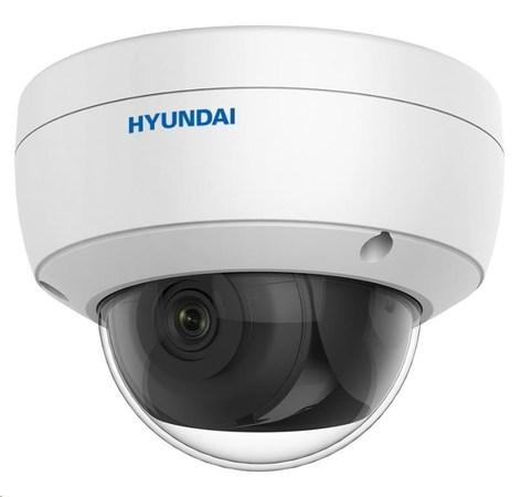 HYUNDAI IP kamera 4Mpix, H.265+, 25 sn/s, obj. 2,8mm (110°), PoE, IR 30m, IR-cut, WDR 120dB, microSD, analytika, IP67, HYU-613
