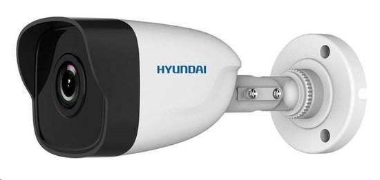 HYUNDAI IP kamera 2Mpix, H.265+, 25 sn/s, obj. 2,8mm (100°), PoE, IR 30m, IR-cut, WDR digit., IP67, HYU-414