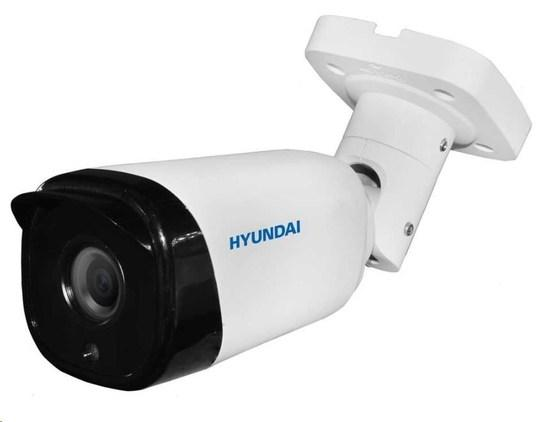 HYUNDAI IP kamera 4Mpix, H.265, 25 sn/s, obj. 2,8-12mm (100°), PoE, audio, IR 40m, IR-cut, WDR 120dB, IP66, HYU-307