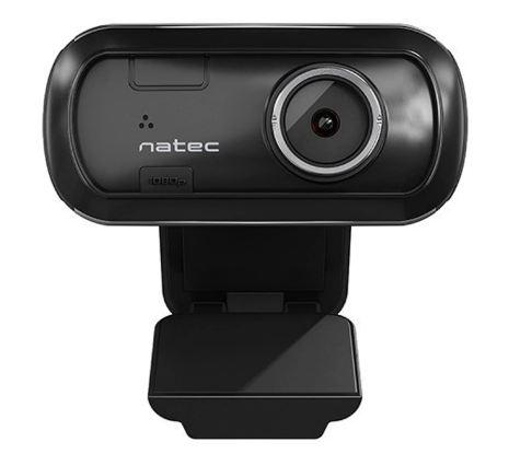 NATEC webcam Lori Full HD 1080p manual focus, NKI-1671