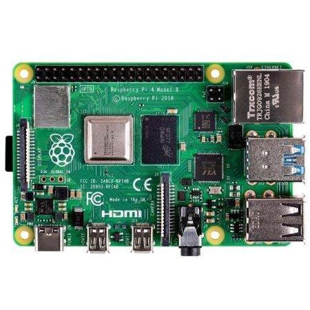 RASPBERRY Pi 4 Model B 8GB jednodeskový počítač, Raspberry-PI-4-8GB