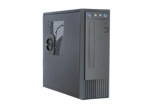 CHIEFTEC skříň Flyers Series/mini ITX, FI-03B, Black, bez zdroje