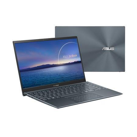 "ASUS ZenBook UX425EA-BM074R i7-1165G7/16GB/512 GB SSD/14"" FHD, IPS/Win10/šedý, UX425EA-BM074R"