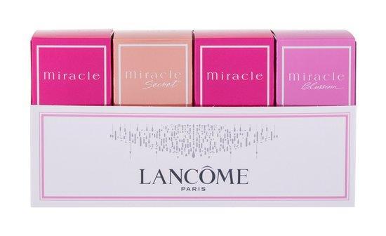 Parfémovaná voda Lancôme - Miracle Collection 4x5 ml