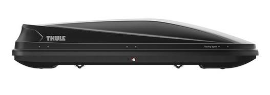BLACK FRIDAY - Střešní box Thule Touring Sport (600) anthracit aeroskin