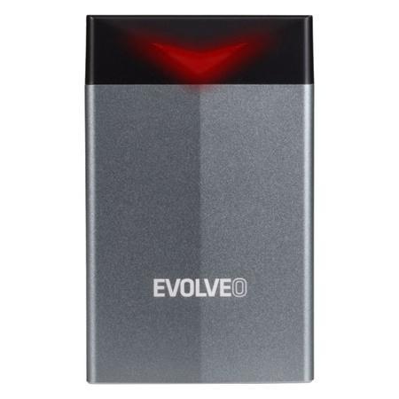 """EVOLVEO 2.5"""" Tiny G1, externí rámeček na HDD, USB 3.0, TINYG1"""