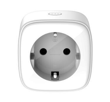 D-Link DSP-W218 Mini Wi-Fi Smart Plug with Energy Monitoring, schuko