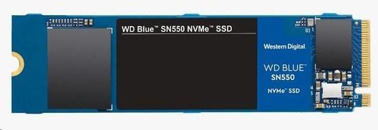 WD BLUE SSD 2TB SN550 NVMe WDS200T2B0C (R:2400/W:1950 MB/s), WDS200T2B0C