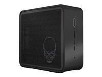 INTEL NUC Kit 9I7QNX/i7 Core 9750H/DDR4/USB3.0/LAN/WifFi/UHD630/M.2 (Ghost Canyon), BXNUC9I7QNX2